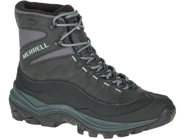 brand new b089e 62ef7 Merrell Thermo Chill Mid Shell WP Miehet kengät , harmaa musta